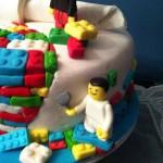 TARTA LEGO