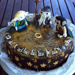 tartas y dulces frikis