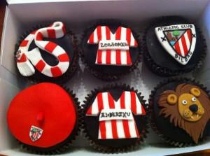 cupcakes athelic bilbao