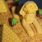 tarta charlota egipcia