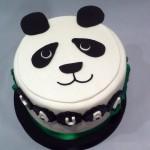 tarta oso panda