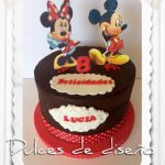 tartas minnie mouse