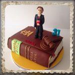 tarta para un abogado
