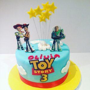 tarta de toy story
